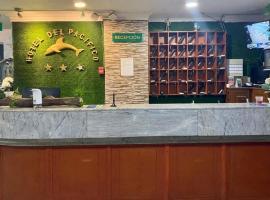 Hotel Del Pacifico, hotel in Santo Domingo de los Colorados
