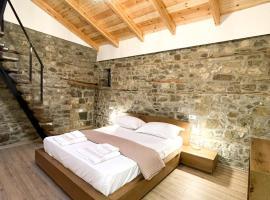Amalia Hotel, hotel in Berat