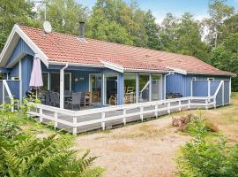 Four-Bedroom Holiday home in Aakirkeby 2, vacation home in Vester Sømarken