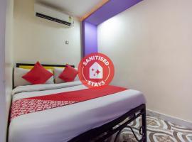 OYO 71946 Sairaj Palace, hotel near Chhatrapati Shivaji International Airport Mumbai - BOM, Mumbai