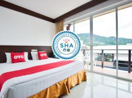 OYO 389 Sira Boutique Residence, hotel near Go-Kart Speedway, Patong Beach