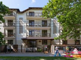 Hotel Nizza, hotel in Gelendzhik
