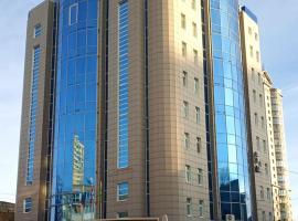 Нью Стар Отель, отель в Перми