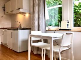Lovely studio in the citycenter of Sigtuna, apartment in Sigtuna