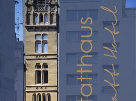 statthaus - statt hotel, hotel near Theater am Dom, Cologne