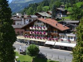 Hotel Grindelwalderhof, hotel in Grindelwald