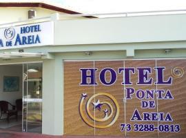 Hotel Ponta de Areia, hotel in Porto Seguro