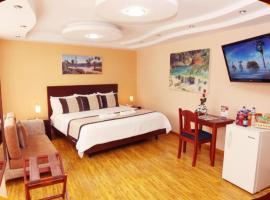 Hotel Xilon Resort Pasto, hotel in Pasto
