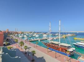 The Boutique Hotel Hurghada Marina, hotel near Giftun Island, Hurghada