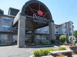 Best Western Premier Aberdeen Kamloops, hotel in Kamloops