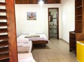 Carpe Diem Beach House, hotel em Barra Grande