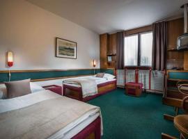 Hotel Poprad, hotel v Poprade