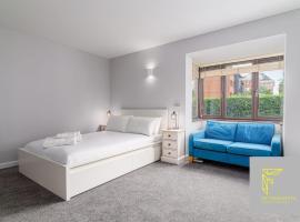 GuestReady - Cosy Wimbledon Studio Flat, hotel in London
