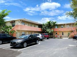 Cozy Stay at Wilton Manors by Angel Host, apartment in Fort Lauderdale