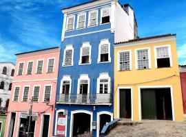 Pousada Cor e Arte - Pelourinho, hotel near Pelourinho, Salvador