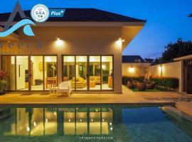 Areeca Pool Villa - SHA Plus, hotel in Bang Tao Beach
