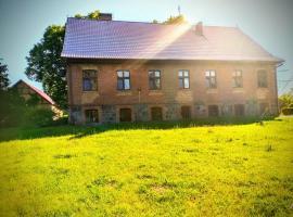 Leśniczówka Wierzchlas, budget hotel in Cisiny