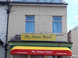 My Adam Hotel, hotel near Central Pier Blackpool, Blackpool