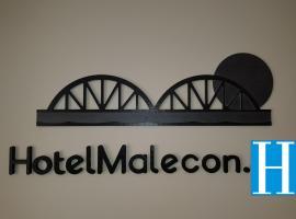 Hotel Malecon, hotel en O Barco de Valdeorras