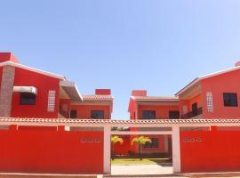 Casa Maré Mansa na Praia de Peroba, Maragogi, budget hotel in Maragogi