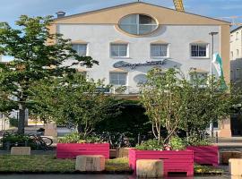 Hotel Capitol Zentrum - 24h -, Hotel in Friedrichshafen