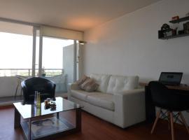 Las Condes, Excelentes Apartamentos - Alameda Apartments, hotel cerca de Alto Las Condes, Santiago