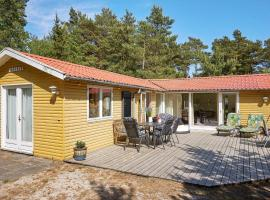 Holiday home Aakirkeby XVII, vacation home in Vester Sømarken