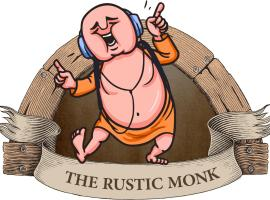 The Rustic Monk, hostel in Udaipur
