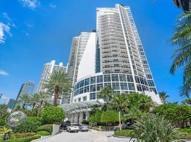 LuxurVacation - Trump International Beach Resort Private Unit, hotel in Sunny Isles Beach