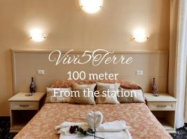Vivi 5 terre, guest house in La Spezia