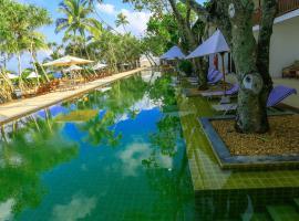 Pandanus Beach Resort & Spa, hotel in Bentota