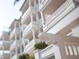 Villa Del Mare Spa Resort, hotel in Cervia