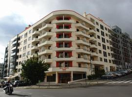 Hotel Musa D'ajuda, hotel cerca de Escuela Profesional de Hostelería y Turismo de Madeira, Funchal