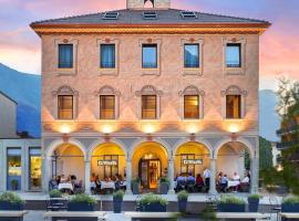 Boutique & Business Hotel La Tureta, hotel in Bellinzona
