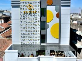 Zodiak Asia Afrika by KAGUM Hotels, hotel near Landmark Convention Hall, Bandung