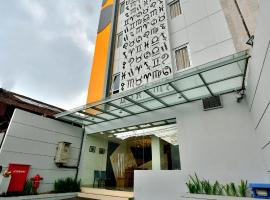 Zodiak Kebon Jati by KAGUM Hotels, hotel near Ciroyom Station, Bandung