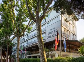 Hotel Corallo, hotell i Marina Romea