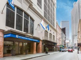 Wyndham New Orleans French Quarter, hotel in New Orleans