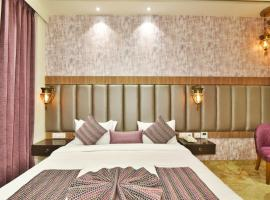 Hotel Infa, hotel in Amritsar