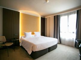 Hotel Sercotel Ciudad de Oviedo, hotel en Oviedo