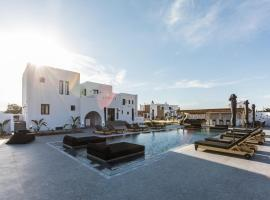 Naxian Secret, hotel in Naxos Chora