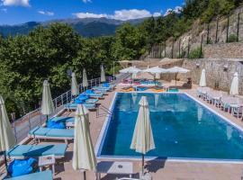 Nymfes Hotel, hotel near Loutra Pozar, Kato Loutraki