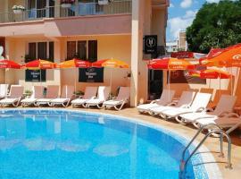 Италия Хотел, хотел близо до Стария град Несебър, Несебър