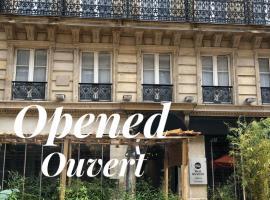 Best Western Hotel Opéra Drouot, hotel in Paris