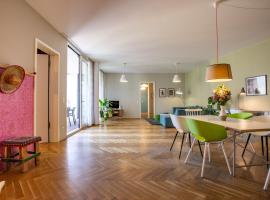 The Circus Apartments, apartment in Berlin