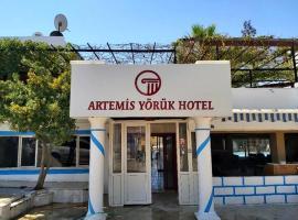 Artemis Yörük Otel, hotel in Pamukkale