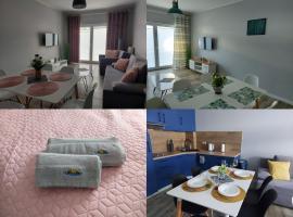 """Apartamenty z tarasami """"Miętowy spokój 15"""", """"Romantyczna szarość 16"""", """"Niebieska elegancja 17"""", apartment in Pobierowo"""