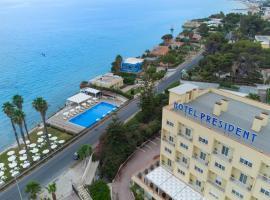 Hotel President Sea Palace, hotel a Noto Marina