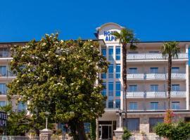Hotel Alpi, hotell i Baveno