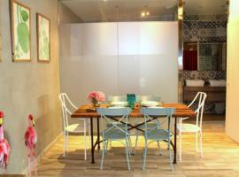 Tetuan 2º, apartment in Seville